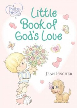 Little Book of God's Love (Board book)