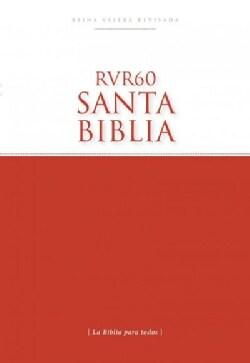 Santa Biblia / Holy Bible: Reina Valera Revisada 1960, Edicion Economica (Paperback)