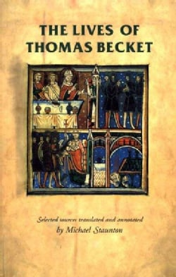 The Lives of Thomas Becket (Paperback)
