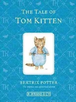 The Tale of Tom Kitten (Hardcover)