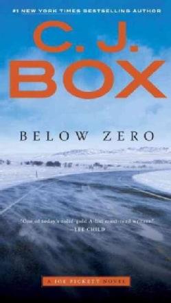 Below Zero (Paperback)