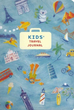 Kids' Travel Journal (Notebook / blank book)