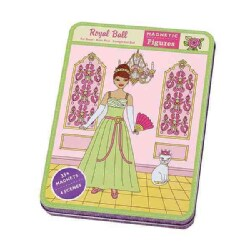 Royal Ball Magnetic Figure (Toy)