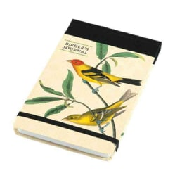 Birder's Journal (Notebook / blank book)