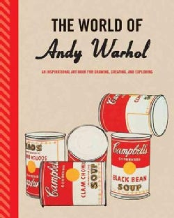 The World of Andy Warhol Guided Activity Journal (Notebook / blank book)