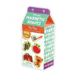 My Day Wooden Magnetic Shapes (Toy)