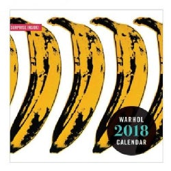 Andy Warhol 2018 Calendar: Surprise Inside! (Calendar)