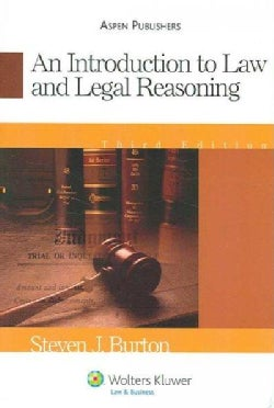 An Introduction to Law and Legal Reasoning (Paperback)