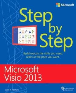 Microsoft Visio 2013 Step by Step (Paperback)