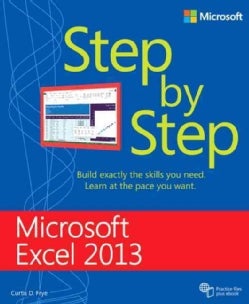 Microsoft Excel 2013 Step by Step (Paperback)