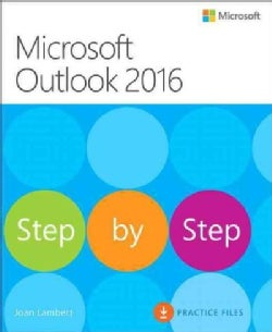 Microsoft Outlook 2016: Step by Step (Paperback)