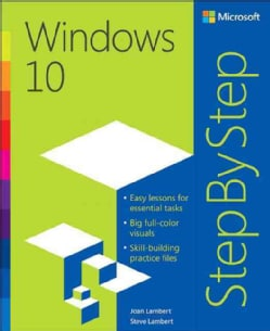 Windows 10 Step by Step (Paperback)