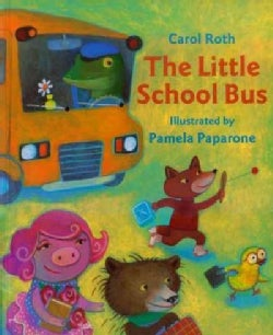 The Little School Bus (Paperback)