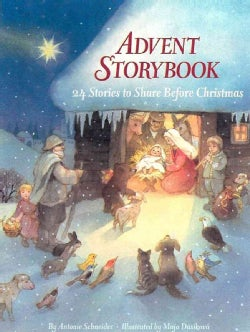 Advent Storybook (Hardcover)