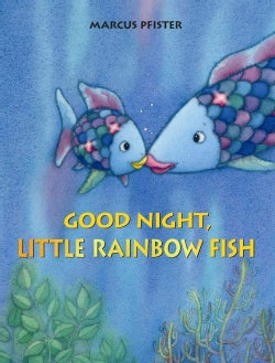Good Night, Little Rainbow Fish (Paperback)