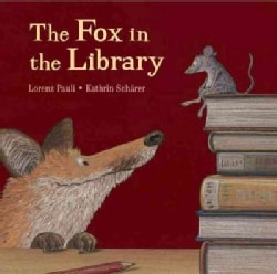 The Fox in the Library (Hardcover)