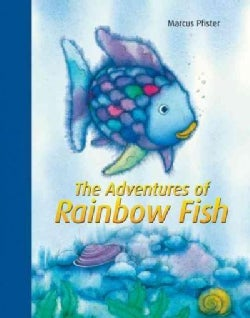 The Adventures of Rainbow Fish (Hardcover)