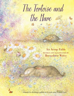 The Tortoise and the Hare: An Aesop Fable (Hardcover)