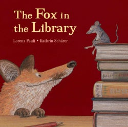 The Fox in the Library (Paperback)