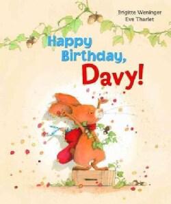 Happy Birthday, Davy! (Hardcover)