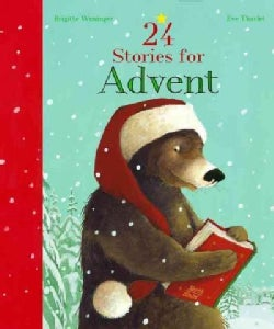 24 Stories for Advent (Hardcover)