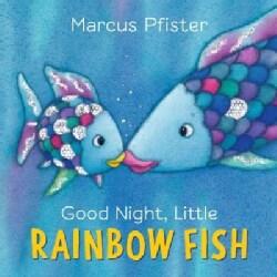 Good Night, Little Rainbow Fish (Board book)