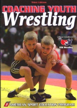 Coaching Youth Wrestling (Paperback)