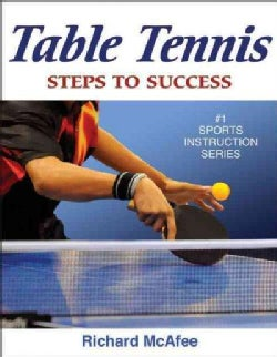 Table Tennis: Steps to Success (Paperback)