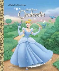 Walt Disney's Cinderella (Hardcover)