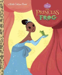 The Princess and the Frog (Hardcover)