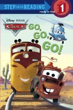 Go, Go, Go! (Paperback)
