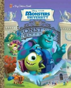 Monsters University (Hardcover)