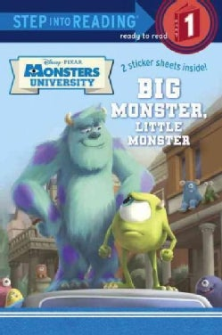 Big Monster, Little Monster (Paperback)