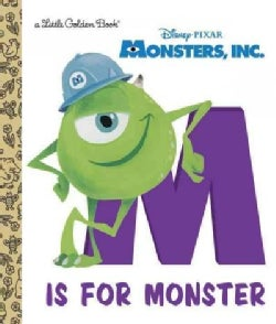 M Is for Monster (Hardcover)