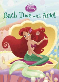 Bath Time with Ariel (Board book)