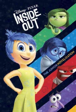 Inside Out: The Junior Novelization (Paperback)