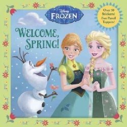Welcome, Spring! (Paperback)