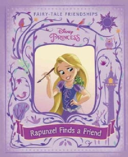 Rapunzel Finds a Friend (Hardcover)