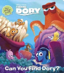 Can You Find Dory? (Board book)