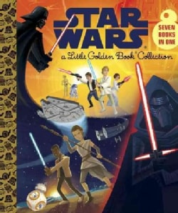Star Wars Little Golden Book Collection (Hardcover)