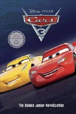 Cars 3 Junior Novelization (Hardcover)