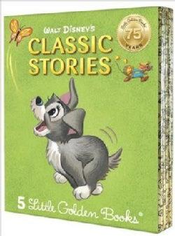 Walt Disney's Classic Stories (Hardcover)