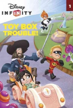 Toy Box Trouble (Hardcover)