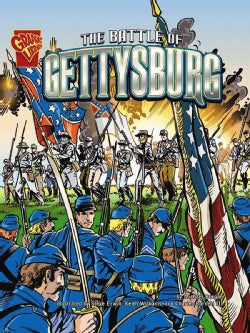 The Battle of Gettysburg (Hardcover)
