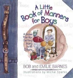 A Little Book of Manners for Boys (Hardcover)