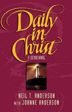 Daily in Christ: A Devotional (Paperback)