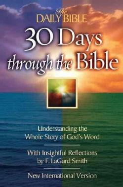 30 Days Through the Bible (Paperback)