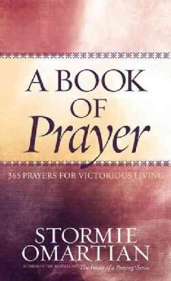 A Book of Prayer (Hardcover)