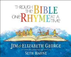 Through the Bible One Rhyme at a Time (Hardcover)