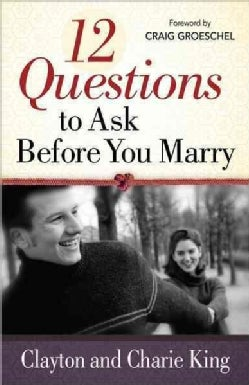12 Questions to Ask Before You Marry (Paperback)